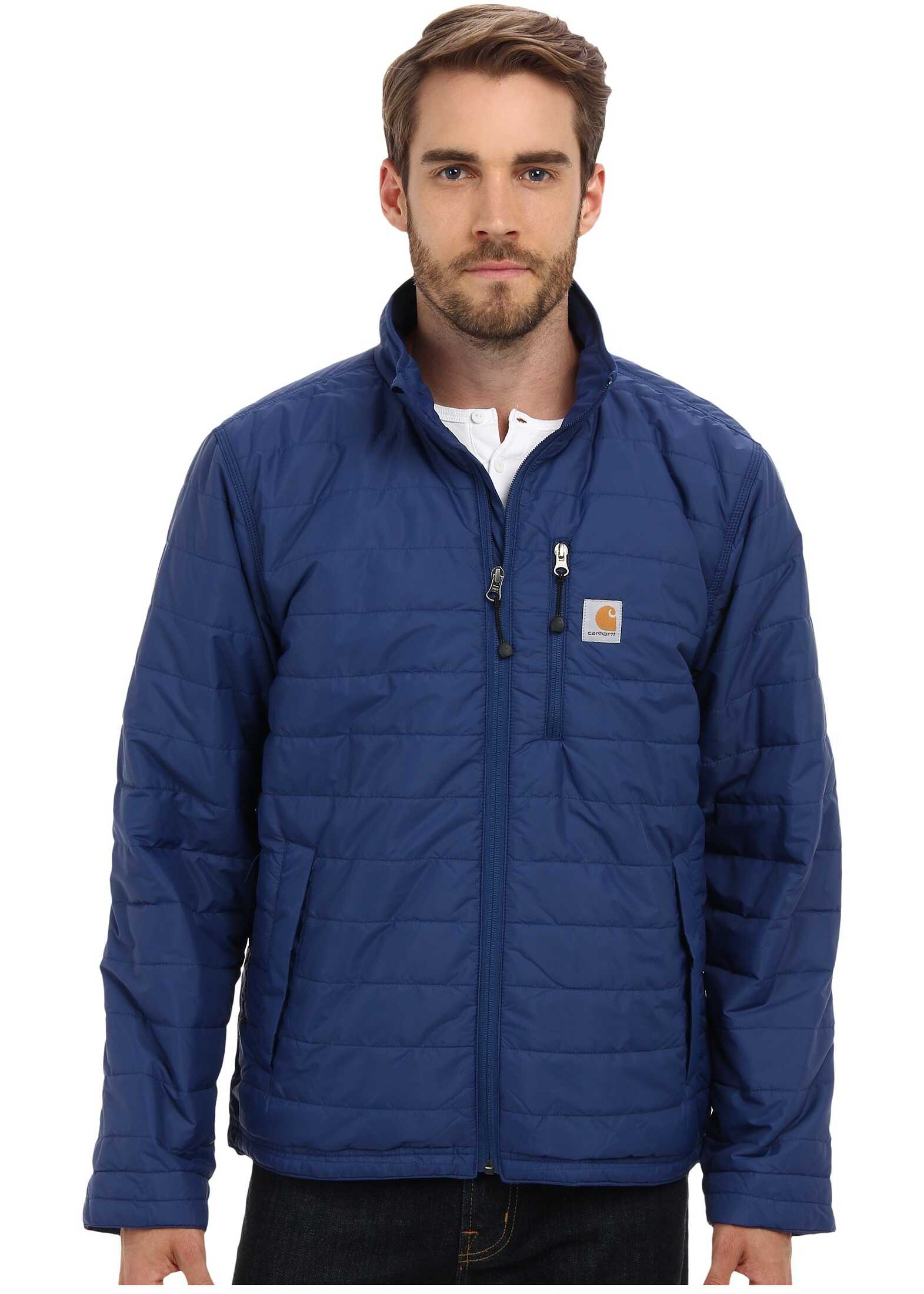 Carhartt Big & Tall Gilliam Jacket* Dark Cobalt Blue