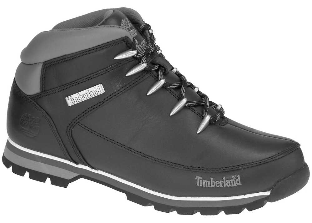Ghete Barbati Timberland Euro Sprint Black