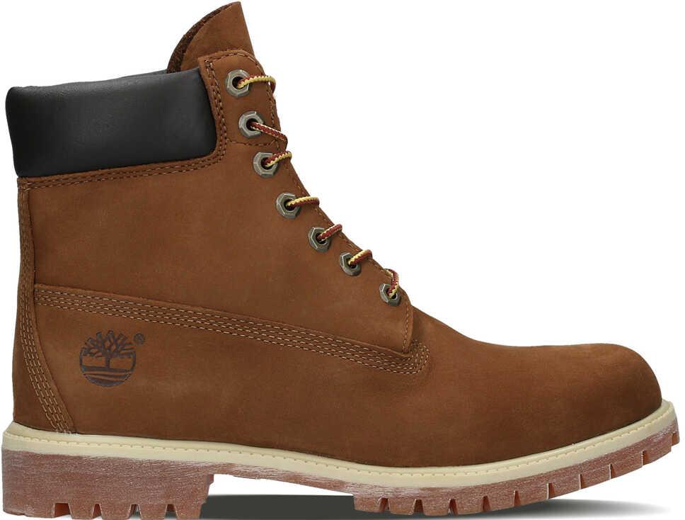 Ghete Barbati Timberland 6 Inch Prem Boot Rust Bro