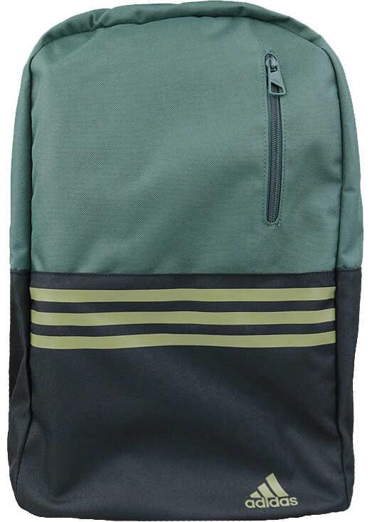 adidas Versatile 3-stripes Black,Green