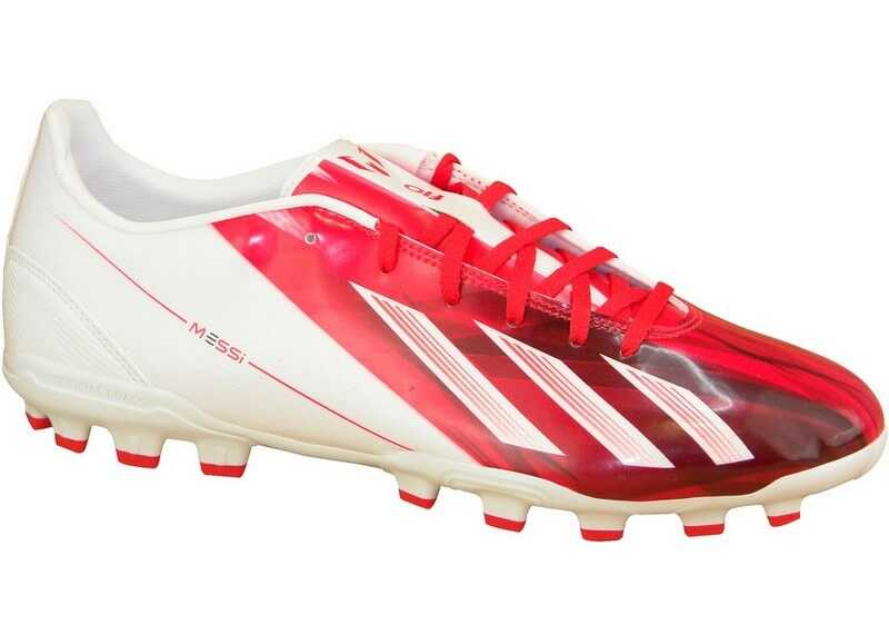 adidas F10 Trx Ag Messi Red,White