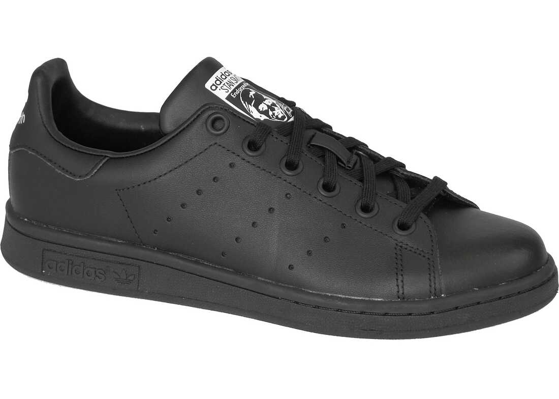 adidas Stan Smith J Black