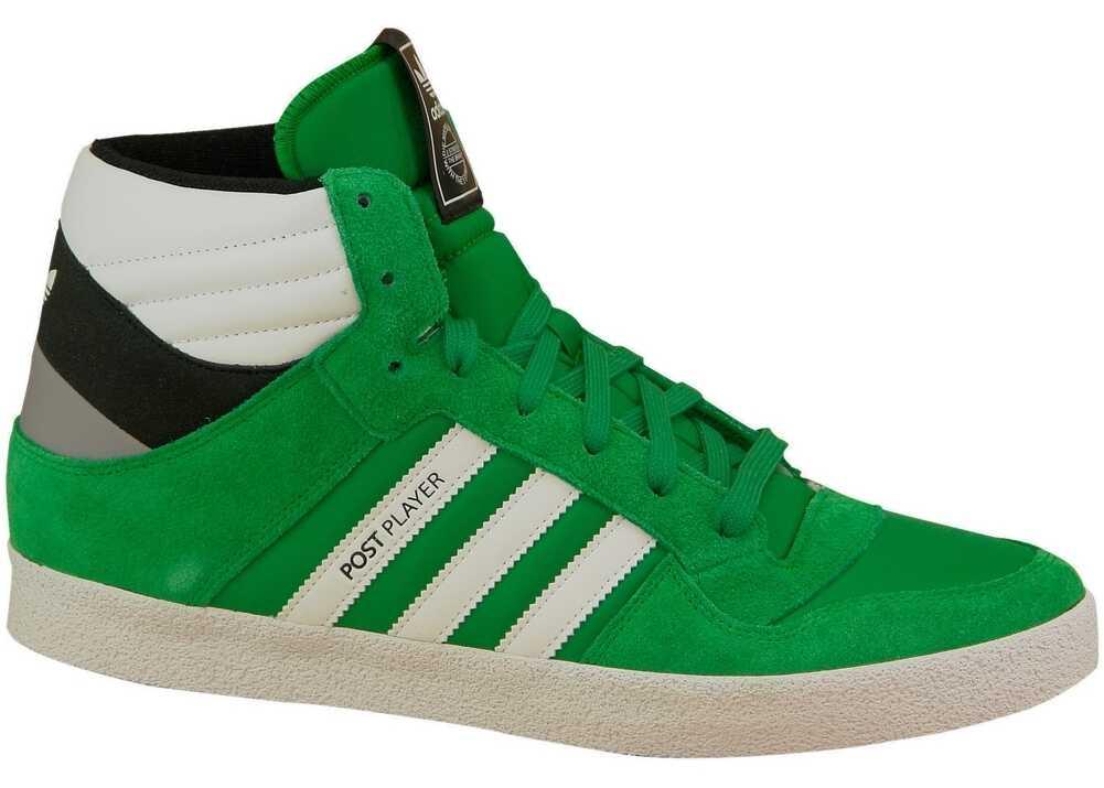 Pantofi Sport Barbati Adidas Post Player Vulc Gree