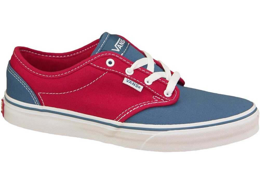 Vans Atwood Canvas Blue,Red