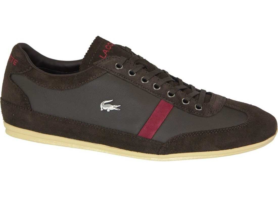 Lacoste Misano 22 LCR Brown