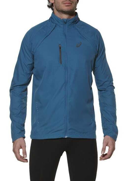ASICS Convertible Jacket Blue