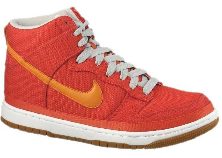 Nike Dunk High Supreme Orange