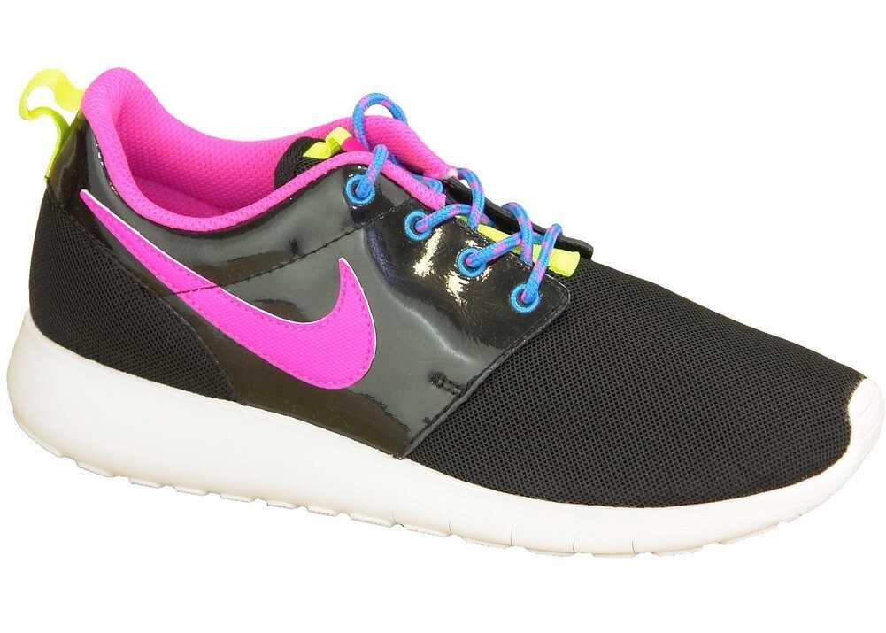 Nike Rosherun Gs Black,Pink