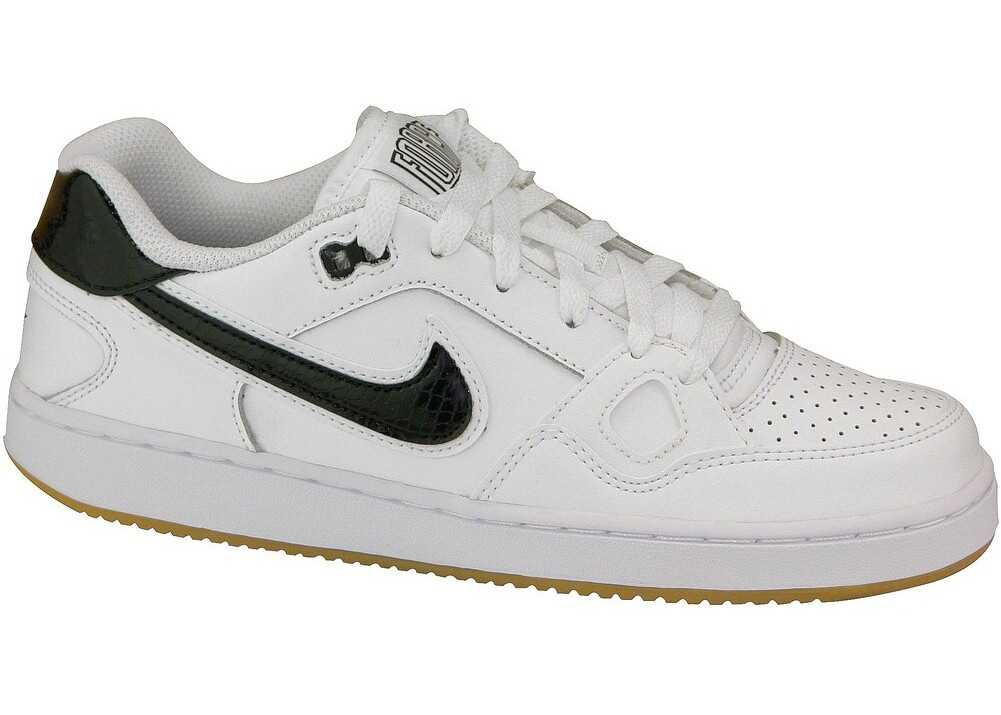 Nike Son Of Force Gs Black,White