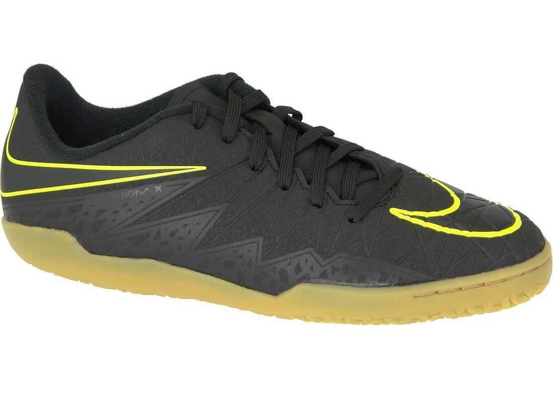 Nike Hypervenomx Phelon II IC JR Black