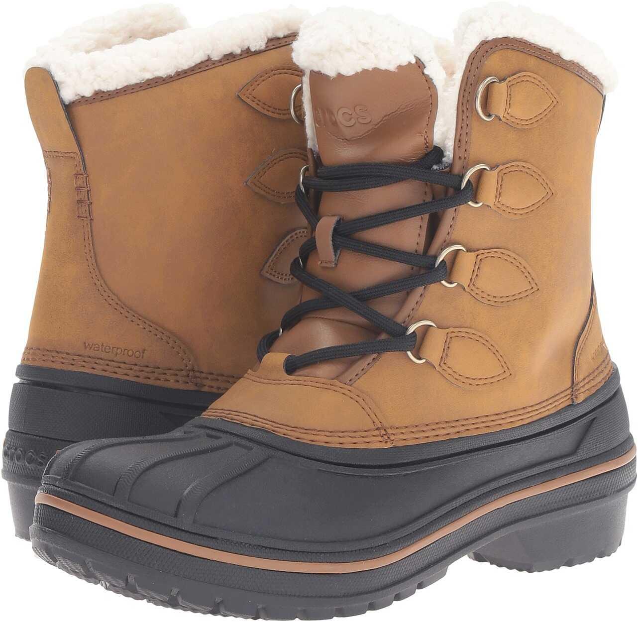 Crocs AllCast II Boot Wheat
