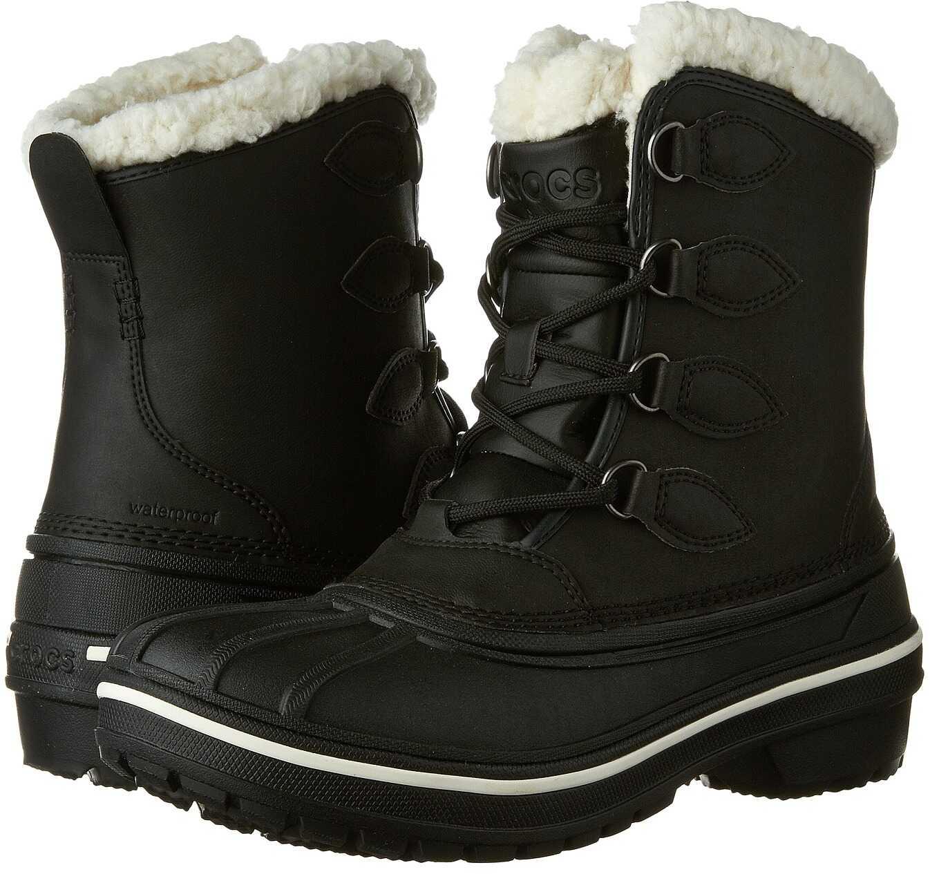 Crocs AllCast II Boot Black