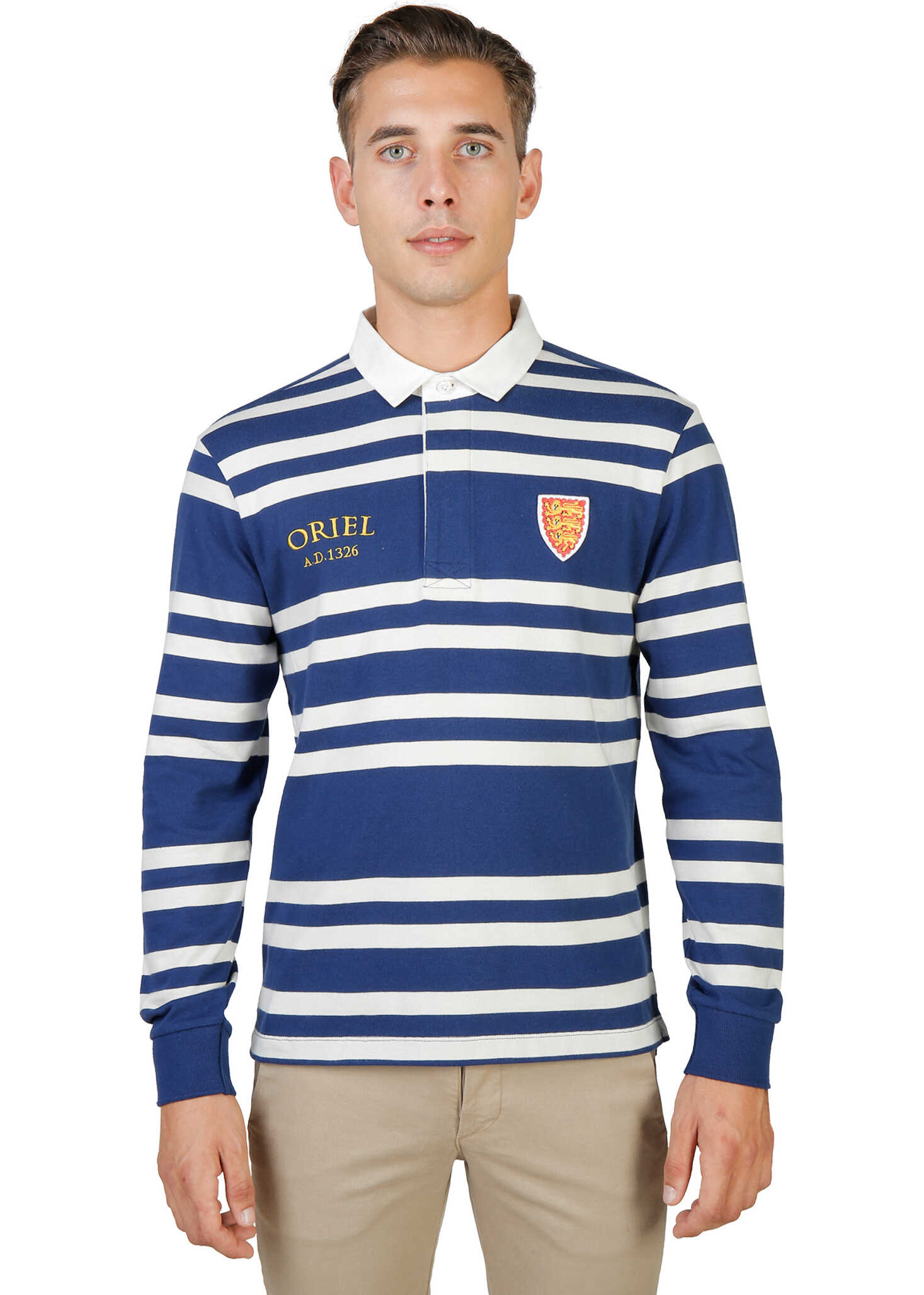Oxford University Oriel-Rugby-Ml BLUE image0