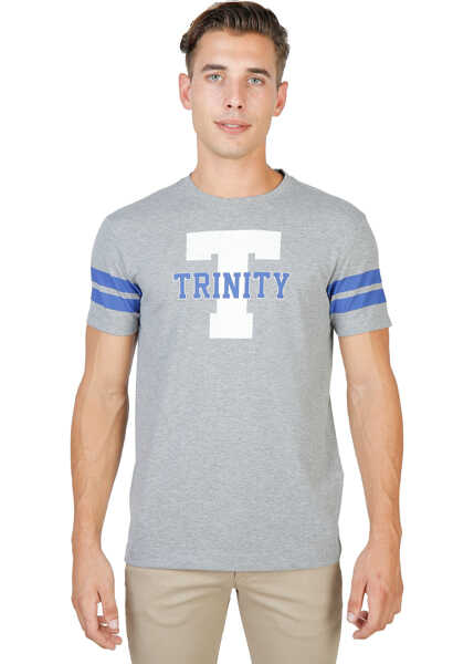 Tricouri Barbati Oxford University Trinity-Striped-Mm