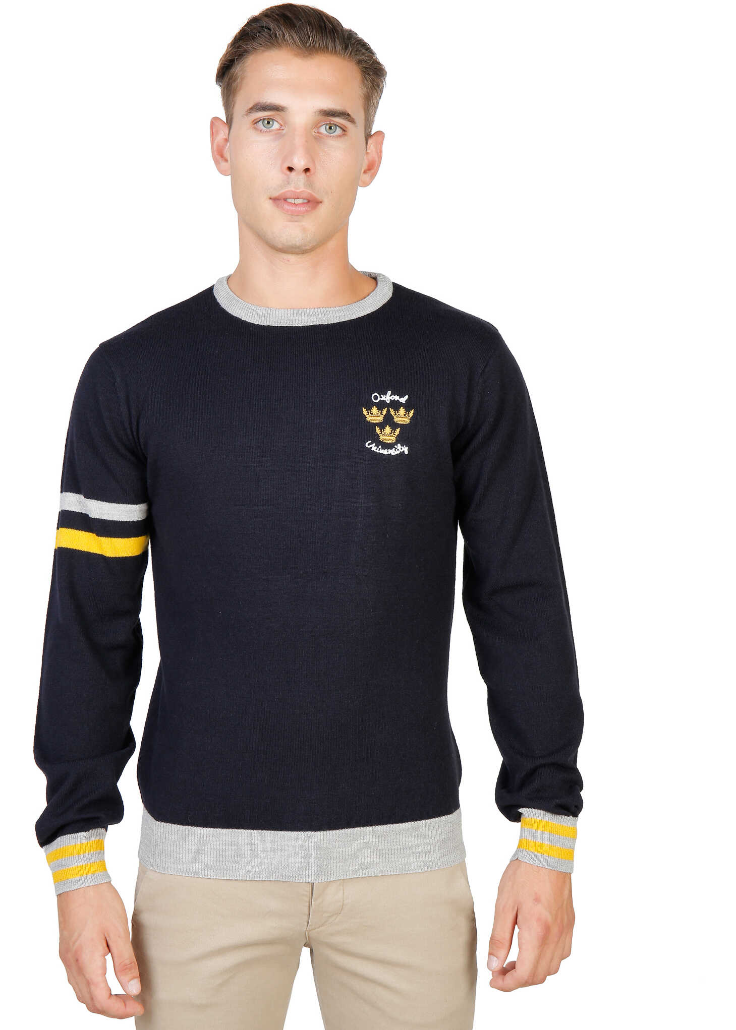 Pulover Barbati Oxford University Oxford_tricot-cr