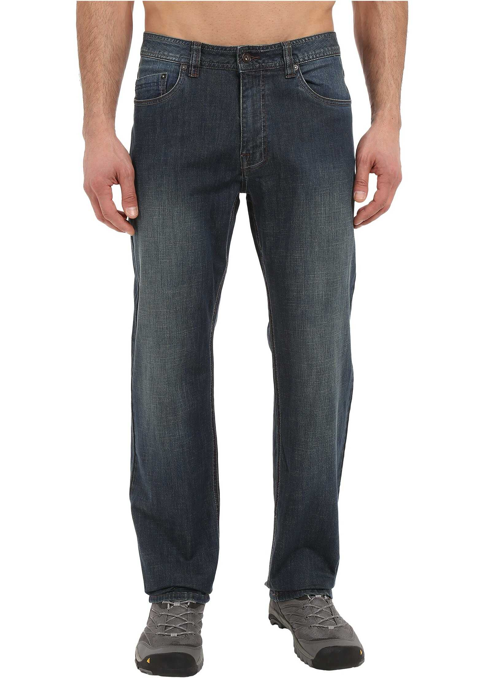 Blugi Barbati Prana Rogan Jeans Antique Stone Wash