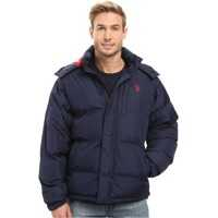 Geci de iarna Classic Short Bubble Jacket Barbati