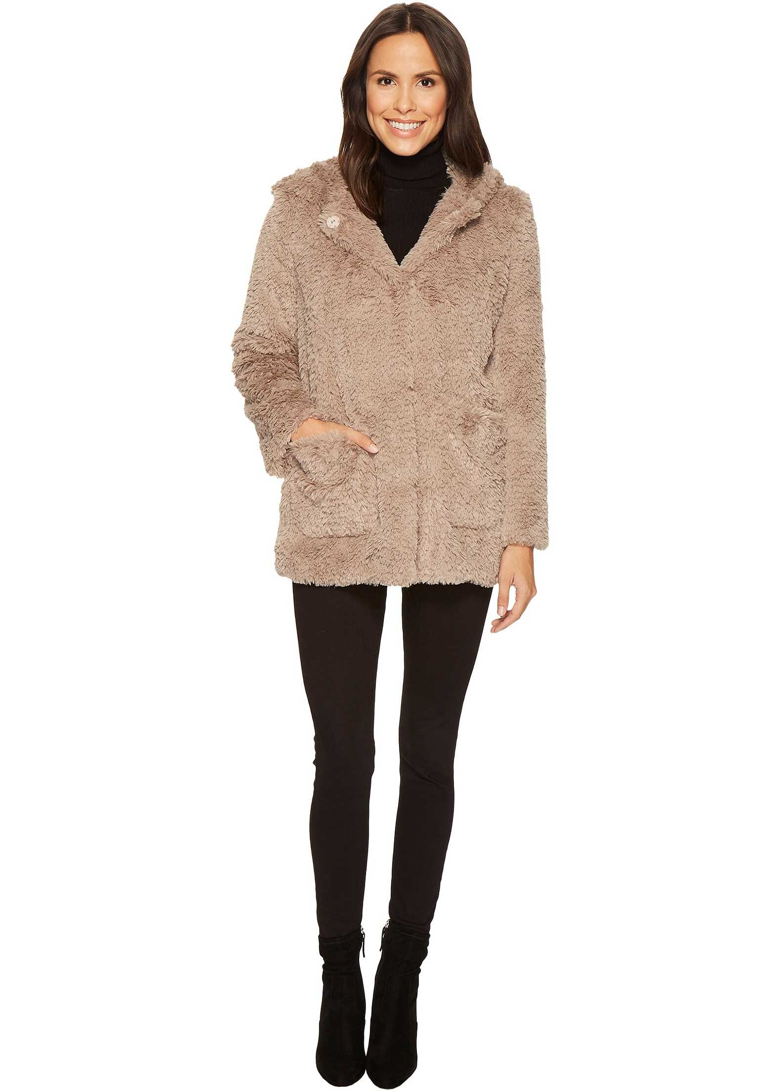Kenneth Cole New York Leisure Coat Natural
