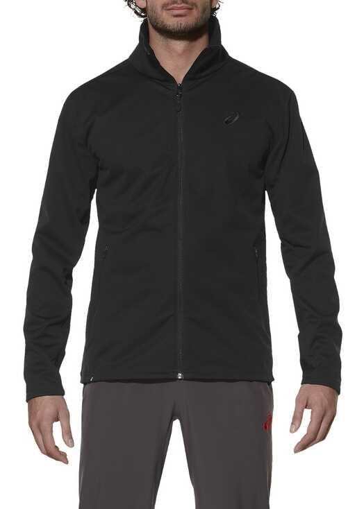 ASICS Softshell Jacket Black
