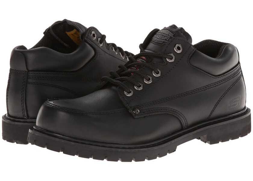 Pantofi Barbati SKECHERS Work Cottonwood
