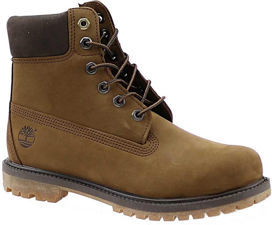Timberland 6 Premium Boot Brown imagine b-mall.ro