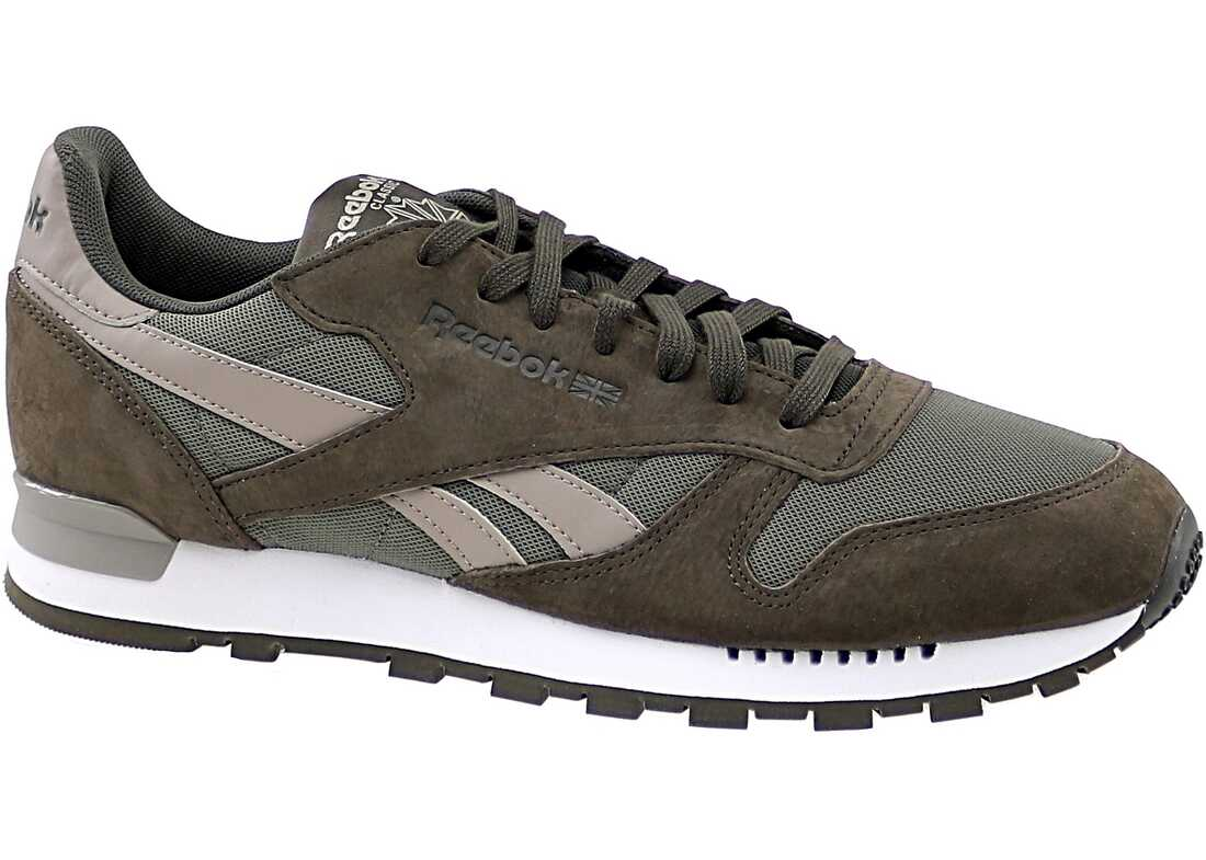 Reebok Classic Leather Clip Brown