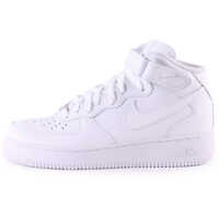 Tenisi & Adidasi Nike Air Force 1 Mid Trainers In White White