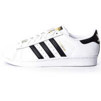 Tenisi & Adidasi Adidas Superstar Unisex Trainers In White Black