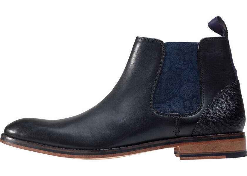 Ghete Barbati Ted Baker Camroon 4 Chelsea Boots In Black