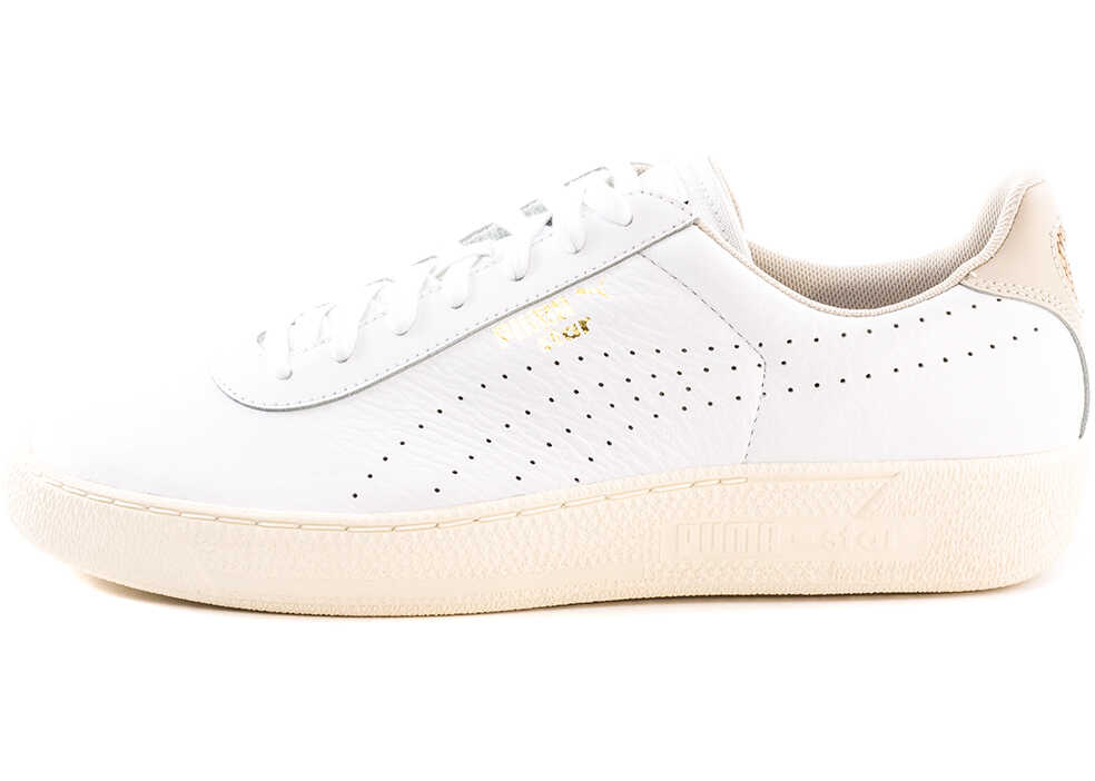 PUMA Star Crafted Trainers In White White