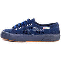 Tenisi & Adidasi 2750 Macrame Lace Trainers In Navy Femei