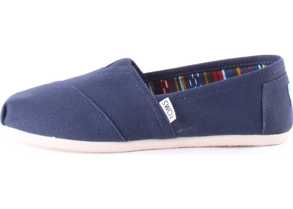 Tenisi & Adidasi Barbati TOMS Classic Slip On In Navy
