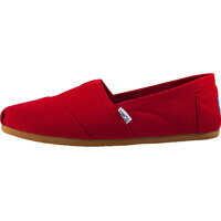 Tenisi & Adidasi Classic Slip On In Red Femei