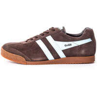 Tenisi & Adidasi Harrier Unisex Trainers In Brown Blue Barbati