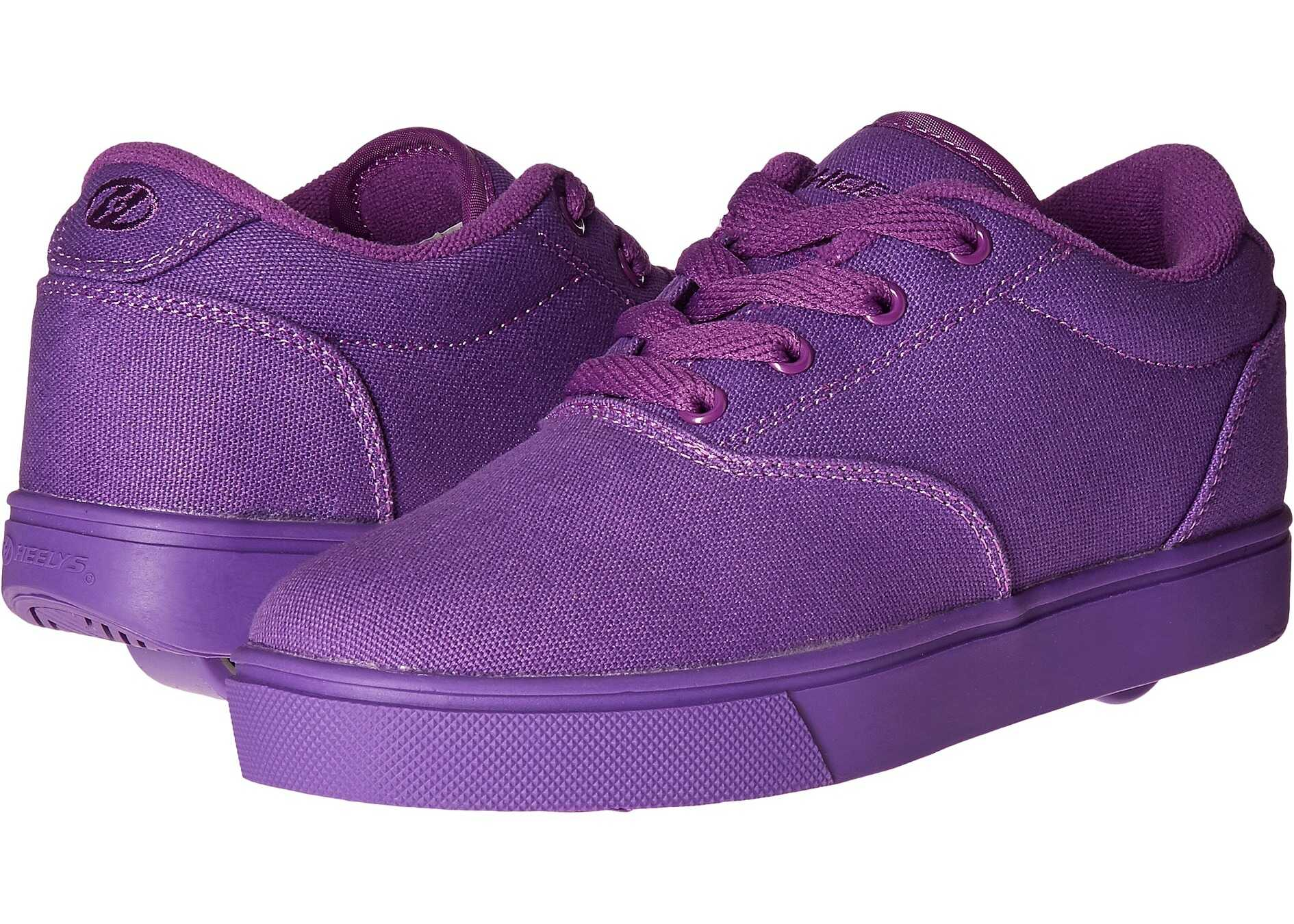 Heelys Launch (Little Kid/Big Kid/Adult) Purple Solid