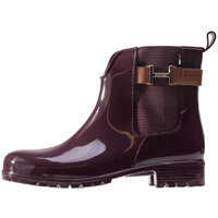 Ghete & Cizme Oxley 7R Chelsea Boots In Burgundy Femei