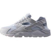 Tenisi & Adidasi Huarache Run Kids Trainers In White White Baieti