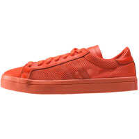 Tenisi & Adidasi Courtvantage Trainers In Orange Femei
