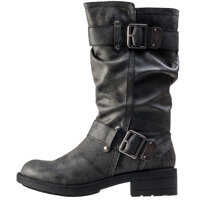 Ghete & Cizme Trumble Galaxy Boots In Black Femei