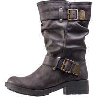 Ghete & Cizme Trumble Galaxy Boots In Brown Femei