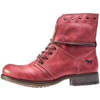 Ghete & Cizme Ankle Boot Ankle Boots In Red Femei