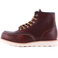 Ghete 6-Inch Classic Moc Toe Boots In Brown (Style No. 8138) Barbati