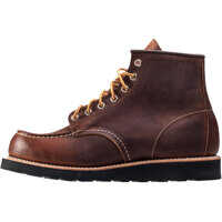 Ghete 6-Inch Classic Moc Toe Boots In Copper (Style No. 8886) Barbati