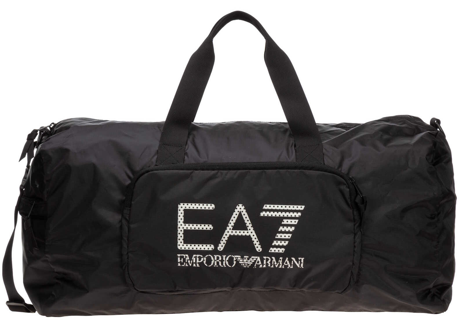 EA7 Bag Nylon 275664CC73200020 Black imagine b-mall.ro