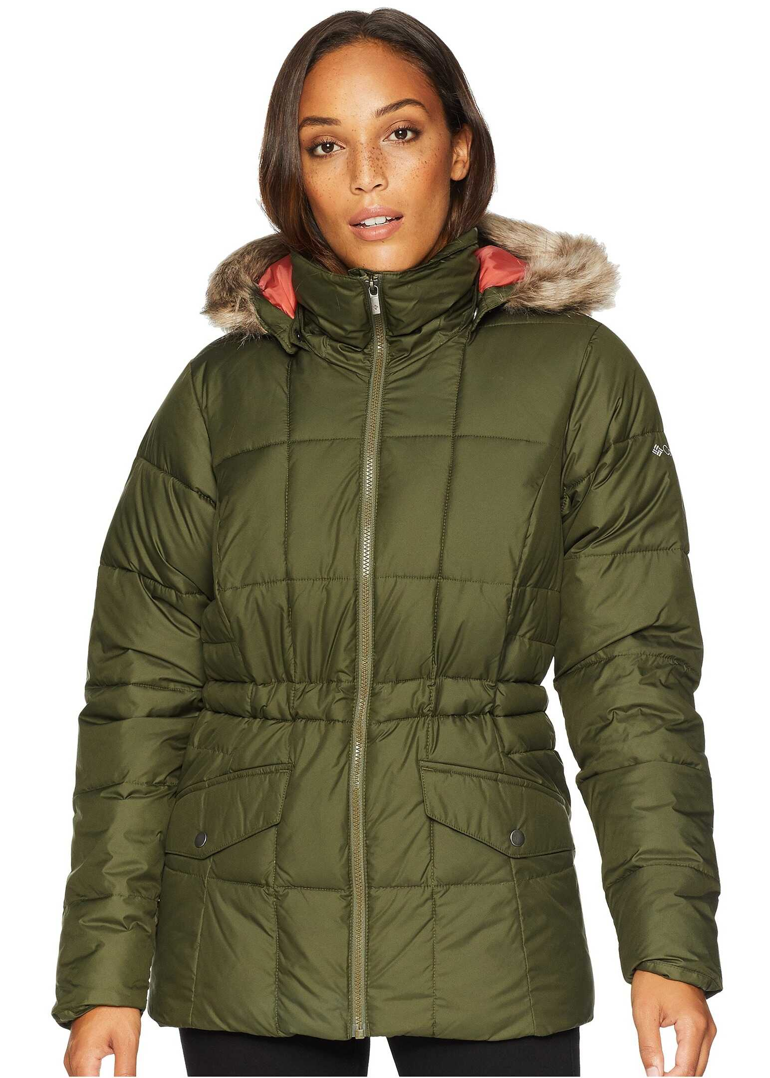 Columbia Lone Creek Jacket Nori