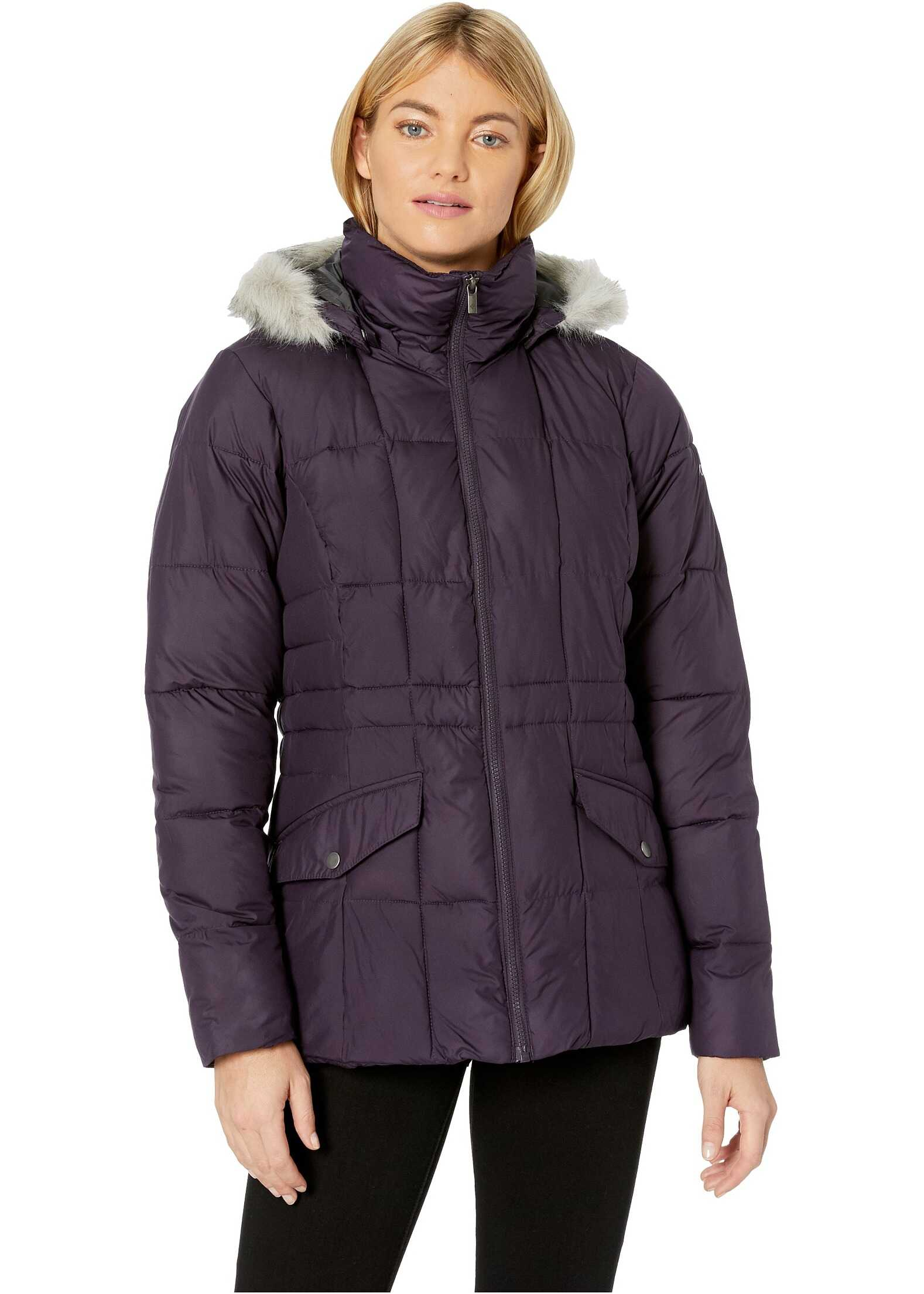 Columbia Lone Creek Jacket Dark Plum