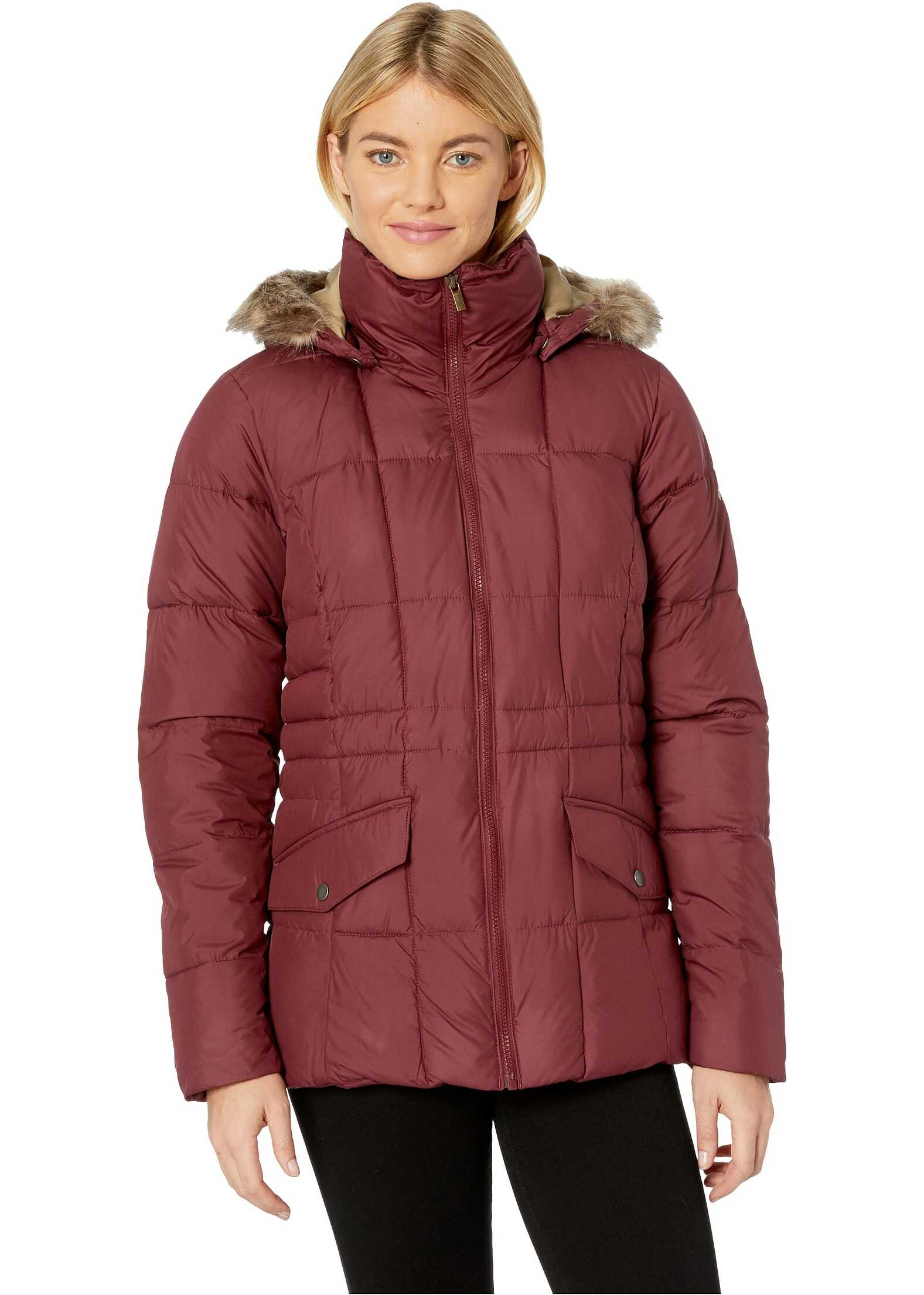 Columbia Lone Creek Jacket Rich Wine