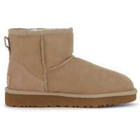 Ghete & Cizme UGG Classic Ii Mini Ankle Boots In Sand Suede