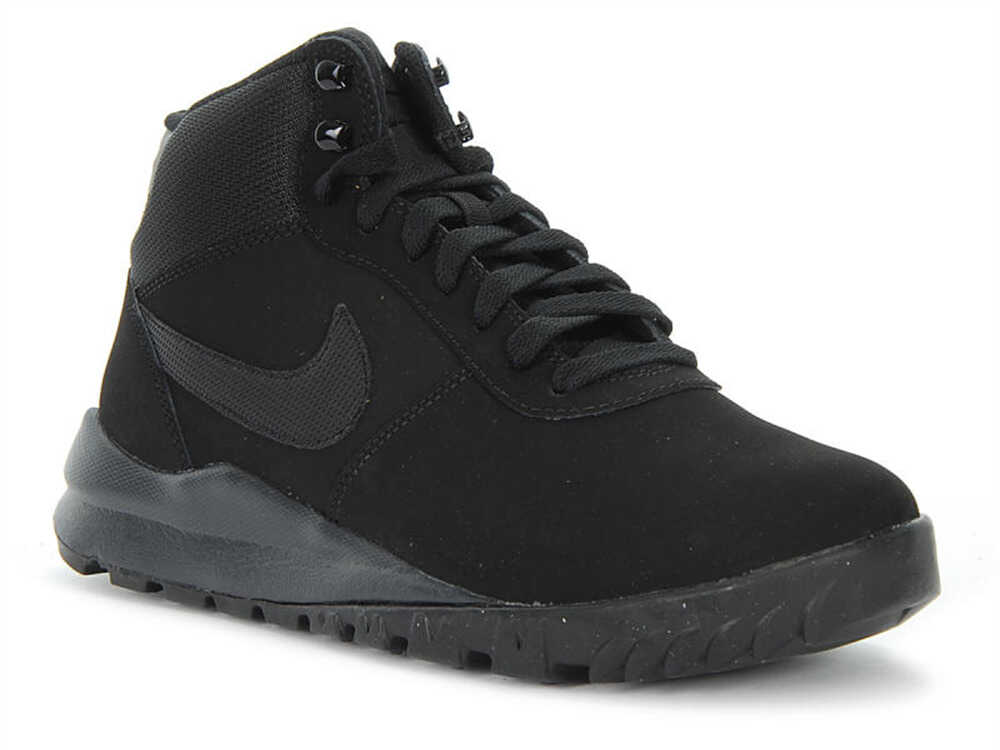 Nike Hoodland Suede Negre