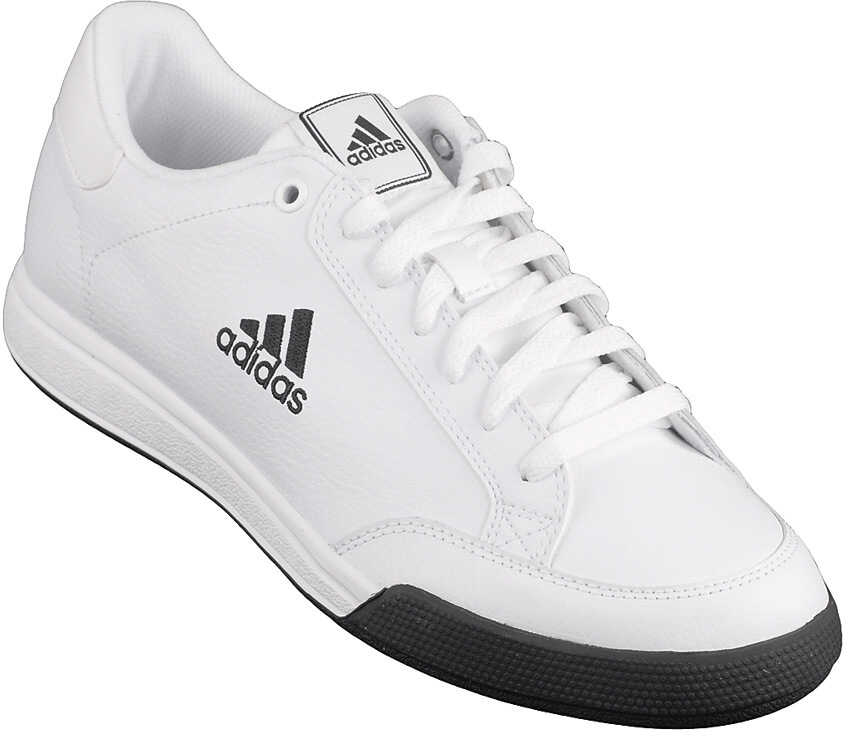 adidas Oracle Logo IV M White